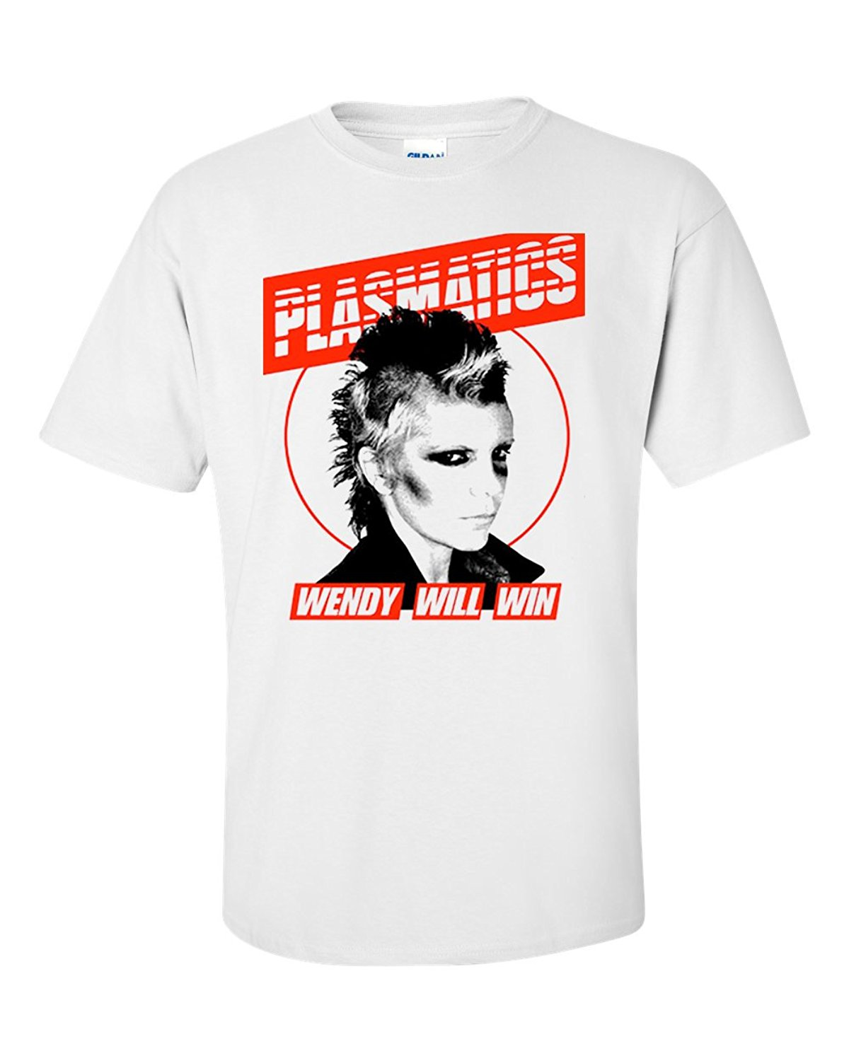 Couple Homme Hipster New Plasmatics Wendy Will Will - Wendy O. Williams T-shirt