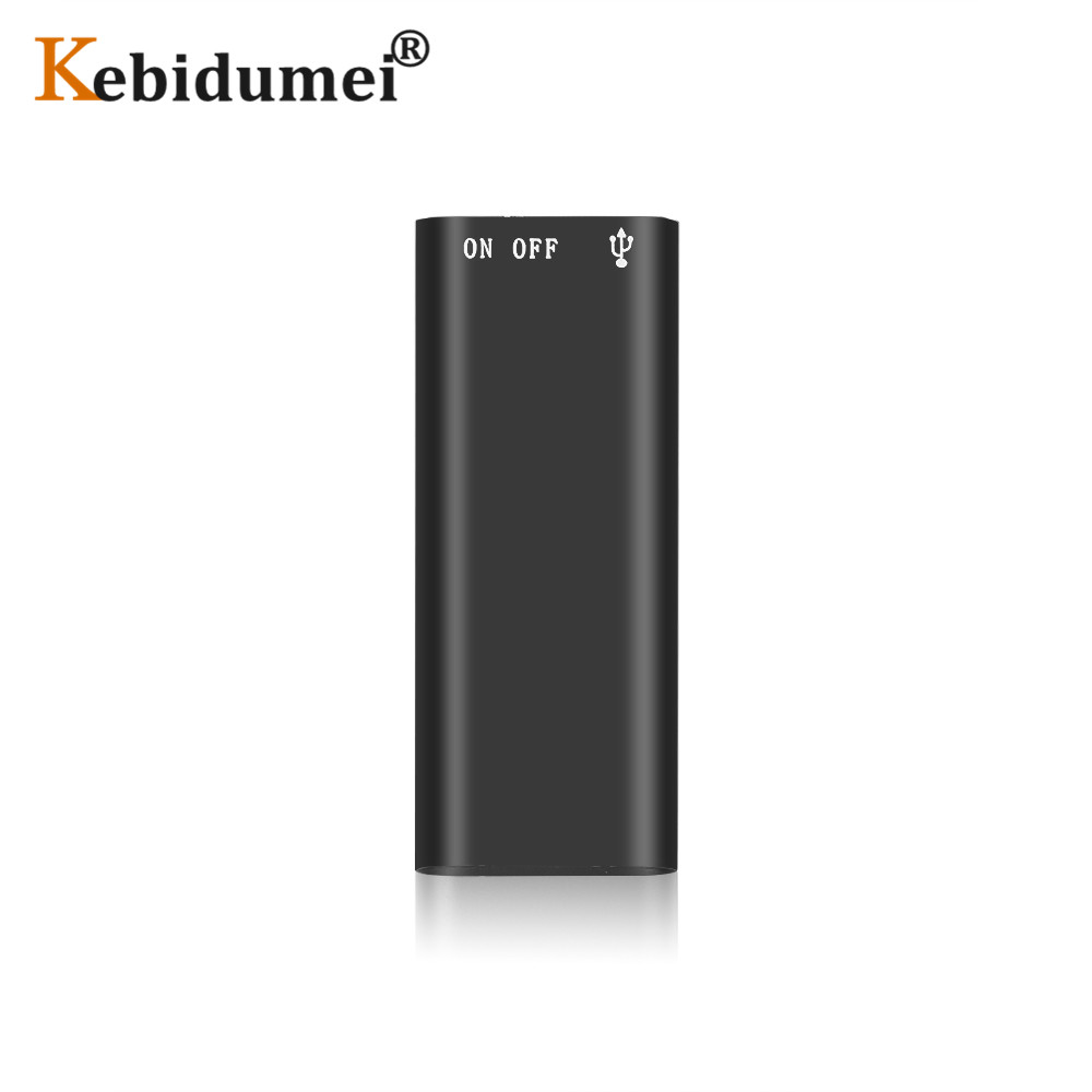 Mini Digital Audio Voice Record Pen Dictaphone Stereo MP3 Music Player 3 in 1 8GB Memory Storage USB Flash Disk Drive Wholesale