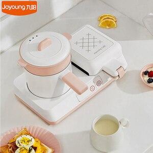 Joyoung GS950 многофункциональная машина для завтрака 4 в 1 Бытовая мини-тостер для завтрака суповарка