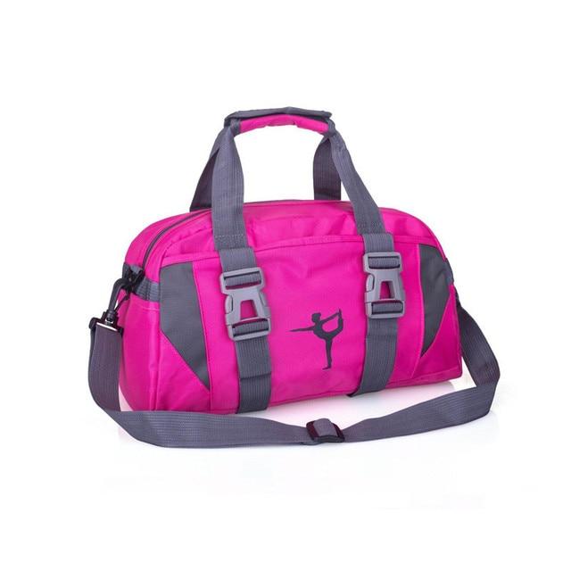 Water-resistant Travel Bag  3