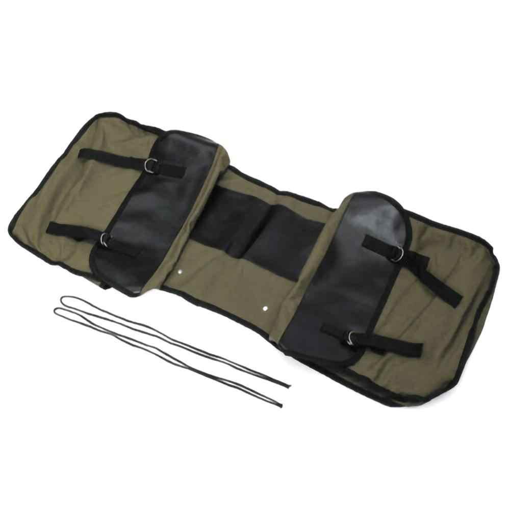 Torba motocyklowa na siedzenie podwójny bagażnik torba płótno skórzany boczny plecak torba do pakowania zbiornik plecak motocyklowy