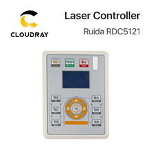 Cloudray Ruida RD RDC5121 Lite 버전 레이저 조각 및 절단기 용 Co2 레이저 DSP 컨트롤러