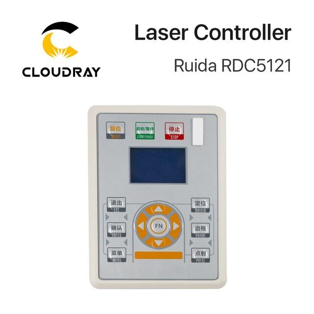 Cloudray Ruida Rd RDC5121 Lite Versie Co2 Laser Dsp Controller Voor Laser Graveren En Snijmachine