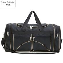 Nnew Multifunctional Waterproof Travel Bag For Men Luxury Design Duffle Large Capacity Weekend Overnight Handbag