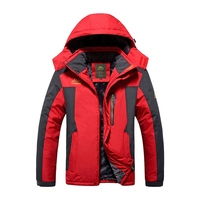 Unisex Winter Outdoor Heated Jacket Windbreaker Waterproof Windproof Camping Hiking Travel Jacket