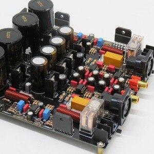 Image 4 - 2020 LM3886 XRL 완전 밸런스 파워 앰프 보드 120W + 120W HiFi 스테레오 2 채널 완성 보드