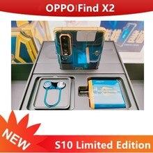 Oppo-teléfono inteligente Find X2 S10, carga limitada, 6,7