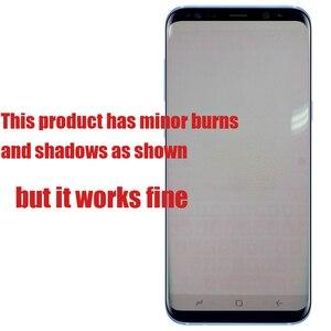 Image 5 - Super AMOLED para Samsung Galaxy S8 S8 plus G950 G950F G955fd G955F pantalla Lcd con pantalla táctil pantalla digitalizar