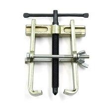 X AUTOHAUX koło pompy Remover typ prosty dwa pazury ściągacz do łożysk ręcznych