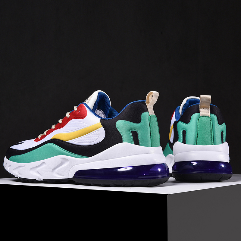 New Running Shoes Men Sneakers Breathable Air Cushion Fitness Sneakers Women Gym Trainers Outdoor Sport Shoes Max Size 46