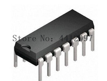 10pcs/lot CA3096 CA3096E CA3096CE DIP-16 Transistor Arrays NEW CA3096AE In Stock image