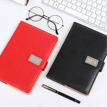 Cute A5 Retro Classic Notebook Hard Cover Notebook Gift Set Daily Planner Business Office Notebooks  OUJ99 dislobu a5 business notebook leather cover holiday gift imitation daily menos office schedule book business planner office gift
