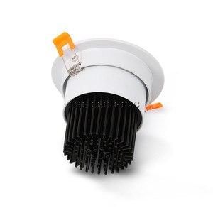 Image 4 - Foco led blanco especial Mini 3W 5W 7W COB, lámpara empotrada regulable, lo mejor para techo de casa, oficina, hotel, 110V 220V
