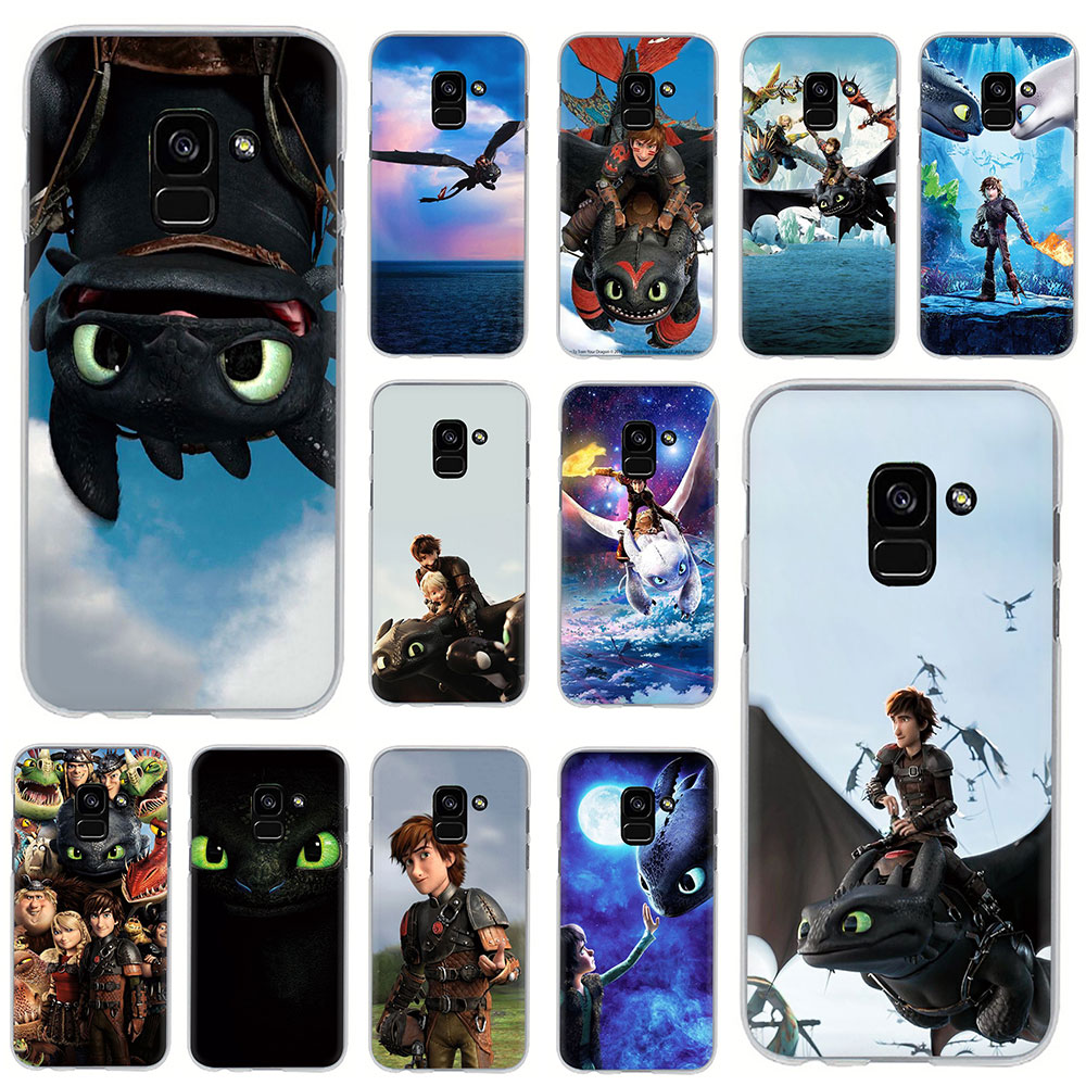 Train Your Dragon <font><b>2</b></font> Hard phone cover case for Samsung Galaxy A3 <font><b>5</b></font> 2017 A6 7 8 9 2018 A10S 20S 30S 40S 50S 60 <font><b>70</b></font> image