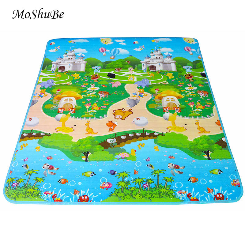 Baby Play Carpet Eva Mat 180 150 1cm