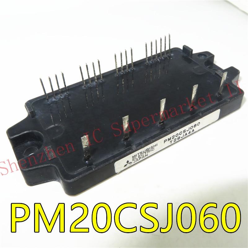 Модуль Intellimod PM20CSJ060, хорошего качества, три фаза IGBT, инвертор на выходе (20 ампер/600 Вольт)