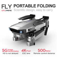 SG907 Quadcopter GPS Drone with 4K HD Dual Camera