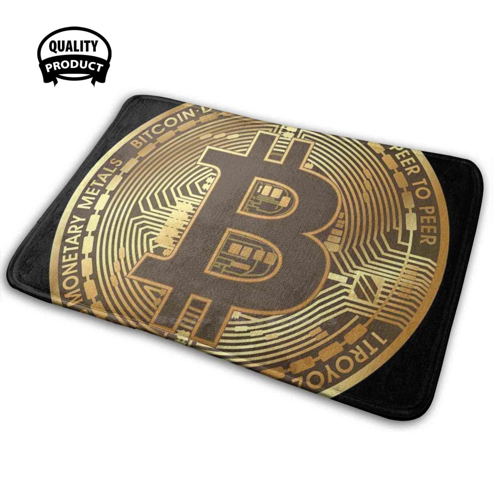 Penny 3d Soft Non Slip Mat Rug Carpet Cushion Bitcoin Btc Btc Today Btc Price Btc News Bitcoin News Bitcoin News Today Bitcoin Mat Aliexpress