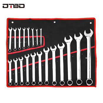 Keys Set Multitool Wrench Ratchet Spanners Hand Tools Wrench Set Universal Car Wrench Car Repair Tools