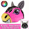 Batfox novo capacete de segurança das crianças ciclismo patinação capacete ultraleve protetor capacete da bicicleta esportes ao ar livre engrenagem protetora 20