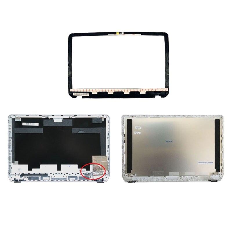 Original For HP Envy6 Envy 6-1000 LCD Back Cover Case /& Front Bezel 692382-001
