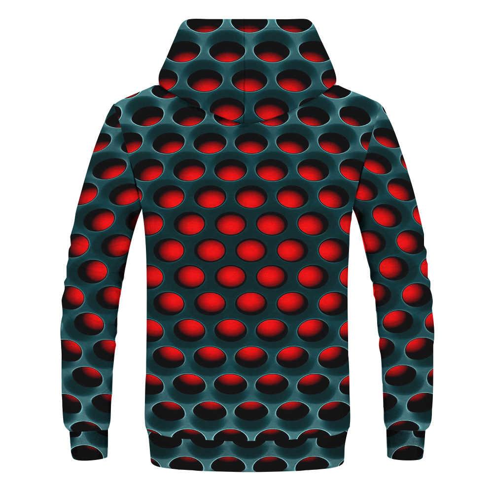최신 3D 후드 남자 패션 핫 세일 브랜드 남자 스웨터 드롭 선박 품질 플러스 사이즈 풀 오버 참신 Streetwear 캐주얼 코트