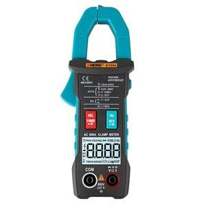 Image 1 - 4000 zählt Voll Intelligent Automatische Range Digital Strom Multimeter AC/DC Zangen Voltmeter Amperemeter Elektrische Instrumente