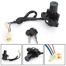 Artudatech Ignition Switch Lock & Keys Set For Yamaha YZF R1 FZ6 R6 FJR1300 FJR 1300