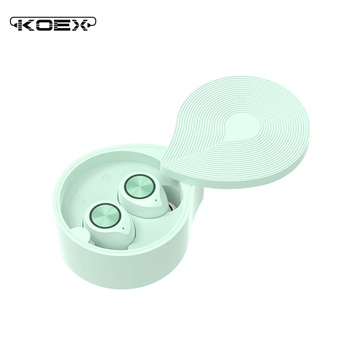 KOEX TW70 Bluetooth 5.0 Earphone Wireless HIFI Sound Soundpeats Waterproof Sport Earbuds Handsfree Stereo Gaming Mini Earpiece