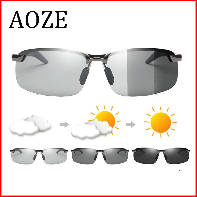 Fashion Men Sport Polarized Lens Sunglasses Brand Designer Driving Sun Glasses Oculos Male Driving Outdoor 3043