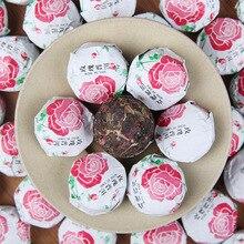 Yunnan Huacha Xiaotuo Tea Rose Pu'er Tea Combination Huacao Tea Black Rose Tea 250g 500g