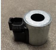 New source excavator pilot oil source valve solenoid valve Toyama, fixture solenoid valve, outer diameter 37 high 40 within 18mm стоимость