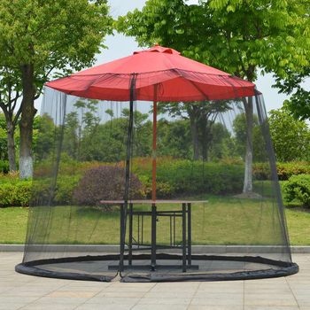 Outdoor mosquito net cover for Sun umbrella insect-proof sun shade anti-mosquito