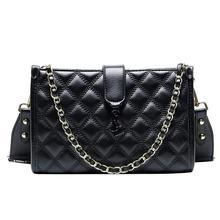 Primavera/estate 2021 nuova borsa piccola da donna ricamata a catena rombica CK piccola borsa a tracolla piccola a tracolla a mano Yang Shulin