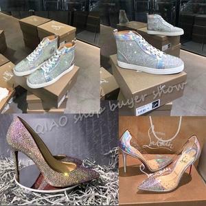 Image 5 - Wholesale! 14400Pcs 1440Pcs Hot Fix Rhinestone Flatback Iron On Hotfix Strass Crystal AB / Clear Fine Wedding Dress Accessories