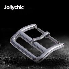 50 шт. 16 мм 18 мм 20 мм 22 мм DIY для Apple/samsung Horloge band Gesp knop Roestvrij Staal Zilver gepolijst Horlogeband Pin Gespen
