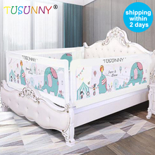 TUSUNNY Baby Bed Barrier Home Kids playpen Bed For Children,Child Care Barrier for beds,Baby Bed Rails 859 combined bunk beds 1 5m children bed 3 in 1 children bed with storage pink kids lovely bed