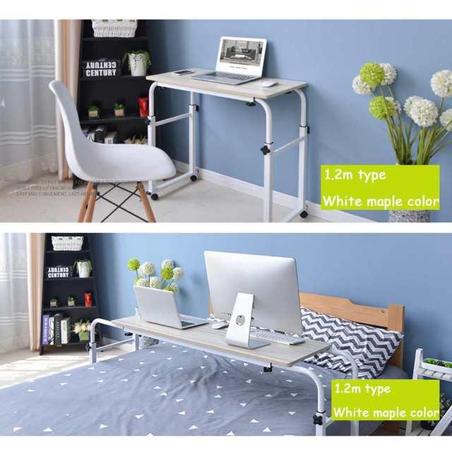 Business Office Furniture Laptop Desk Bed Standing Computer Desk