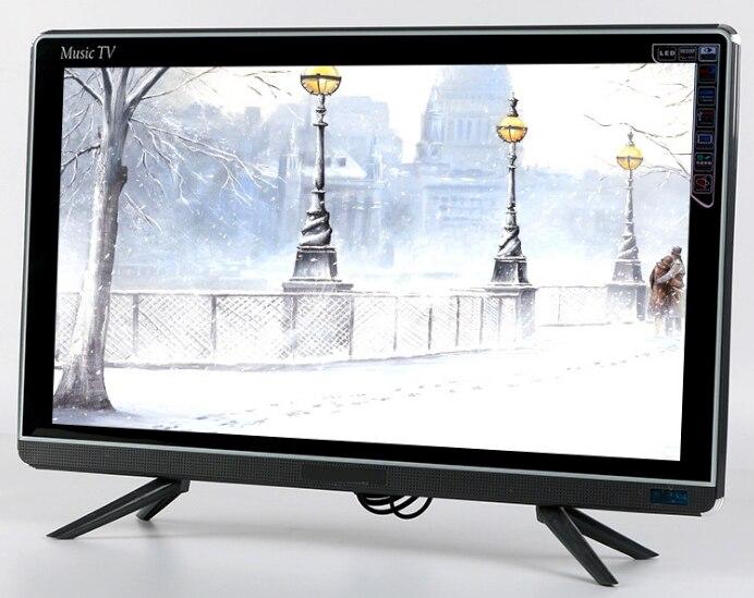 15 17 19 22 24 26 pulgadas opcional LED HD wifi TV Android pantalla plana led televisión