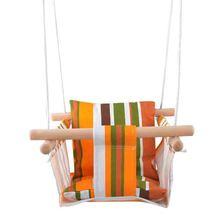Креативная уличная игрушка, детский гамак, для внутреннего сада, общежития, спальни, подвесное кресло, маленькая качающаяся корзина, кресло-качалка