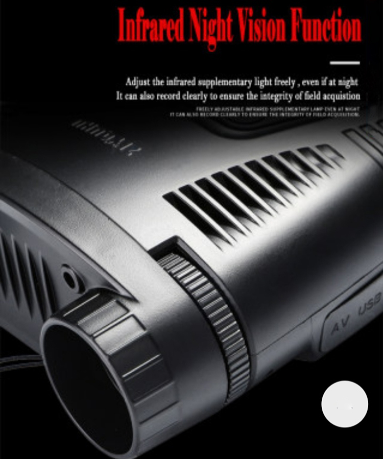 2019 nova visão noturna digital infravermelha 3.5x-7x