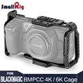 SmallRig bmpcc 4k клетка DSLR камера Blackmagic Pocket 4 k/6 K камера для Blackmagic Pocket cinema камера 4 K/6 K BMPCC 4K 2203
