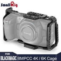 SmallRig bmpcc 4k Käfig DSLR Kamera Blackmagic Tasche 4 k/6 K Kamera für Blackmagic Pocket Cinema Kamera 4 K/6 K BMPCC 4K 2203