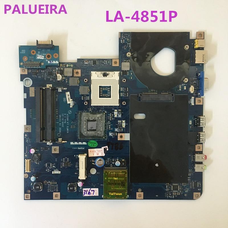 PALUBEIRA высокое качество MBN5802001 ноутбук материнская плата для Acer eMachines E525 E725 5732Z KAWH0 L14 LA 4851P материнская плата|Материнские платы для ноутбуков|   | АлиЭкспресс