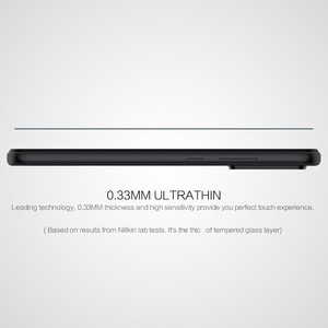 Image 3 - For xiaomi redmi note 8t Glass Screen Protector NILLKIN Amazing H/H+PRO/CP+PRO/XD+ 9H redmi note 8t Tempered Glass Protector