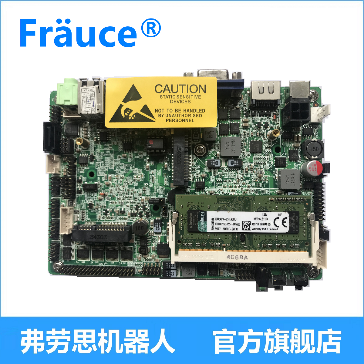Frauce Flowers Robot FRC5 Control Cabinet Main Control Board DSQC639 Main Industrial Computer