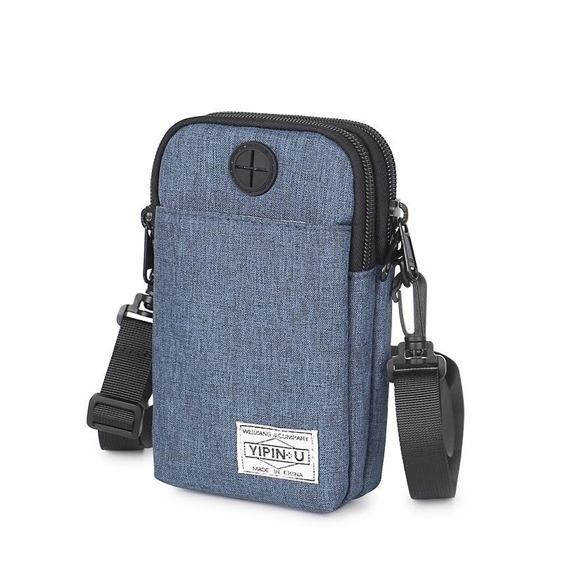 Unisex Travel Passport Package ID Bracket Storage Clutch Credit Card Bag Fashion Multifunction Shoulder Bag Mobile Travel Wallet