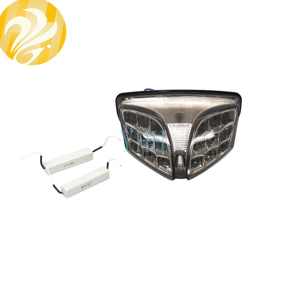 For Suzuki <font><b>GSXR</b></font> GSX-R <font><b>600</b></font> 750 2008-2012 K8 K9 Integrated LED Rear Tail <font><b>Light</b></font> Turn Signal Motorcycle <font><b>Light</b></font> Accessories GSX-R 1000 image
