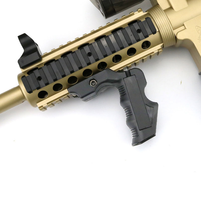 HK416 AK Water Bomb L-grip CAA Front Grip For 20-21mm Rail Airsoft Water Gun Accessories Hot Sale