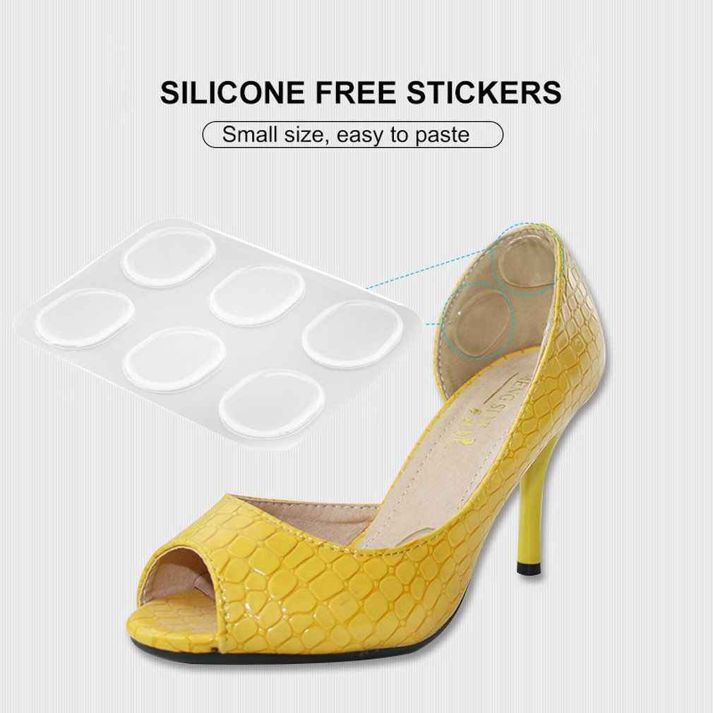 Profesyonel 30 adet/grup kadınlar bayanlar kızlar silikon jel ayakkabı astarı ekler ped ayak bakımı aracı topuk sapları astar damla nakliye
